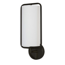 Geo Rectangle Sconce, Oil Rubbed Bronze | Gracious Style
