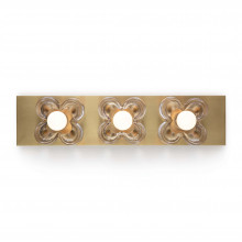 Bella Triple Flower Sconce | Gracious Style