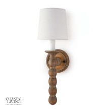 Perennial Sconce, Natural | Gracious Style