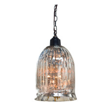 Savannah Pendant, Antique Mercury | Gracious Style