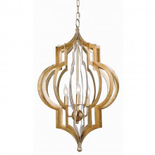 Patternmakers Pendant Large, Gold | Gracious Style