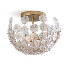 Charlotte Semi Flush Mount | Gracious Style