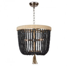 Milos Chandelier, Denim Blue | Gracious Style