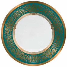 Marignan Turquoise Dinnerware | Gracious Style