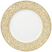 Salamanque Gold Ivory Dinnerware | Gracious Style