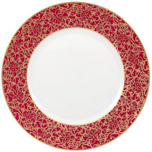 Salamanque Gold Red Dinnerware | Gracious Style