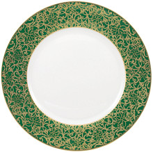 Salamanque Gold Green Dinnerware | Gracious Style