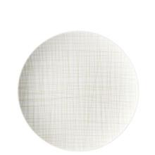 Mesh Lines Cream Dinnerware | Gracious Style