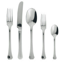 Deco Stainless Flatware | Gracious Style