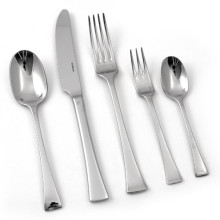 Triennale Stainless 5 Pcs Place Setting H.H. | Gracious Style
