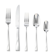 Twist Stainless 5 Pcs Place Setting H.H. | Gracious Style