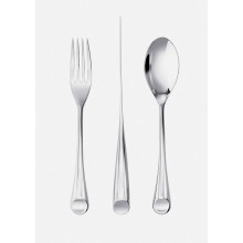 Luna Stainless Flatware | Gracious Style