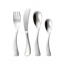 Kids Set Mix Kids Flatware Set, 4 Pcs | Gracious Style