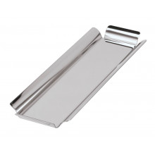 Sky Rectangular Tray 11 3/4 X 3 1/2 In. | Gracious Style