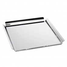 Sky Square Tray 9 1/2 X 9 1/2 In. | Gracious Style