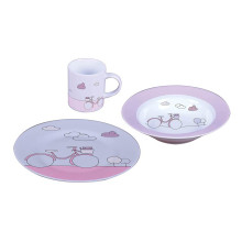 Kids Set Pink Bike Kids Table Set, 3 Pcs | Gracious Style