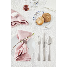 Perles Silverplated Flatware | Gracious Style