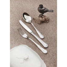 Petit Baroque Silverplated Flatware | Gracious Style