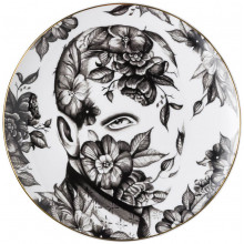 Tattoo/Cilla Marea Dinnerware | Gracious Style