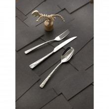 Skin Silverplated Flatware | Gracious Style