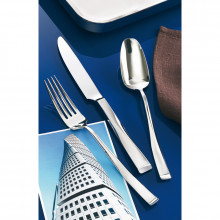 Twist Silverplated Flatware | Gracious Style