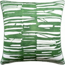 Ischia Emerald Green Pillow | Gracious Style
