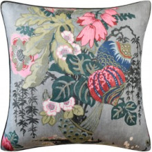 Fairbanks Grey 22 x 22 in Pillow | Gracious Style