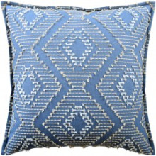Dalliance Graphite Pillow | Gracious Style