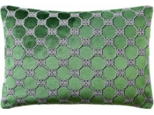 Octavia Emerald Pillow | Gracious Style