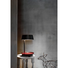 Carry Mini Table Lamp Black | Gracious Style