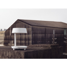 Carry Table Lamp White | Gracious Style
