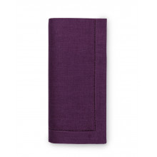 Festival Solid Aubergine Table Linens | Gracious Style