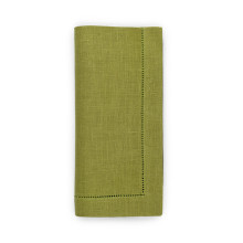 Festival Solid Avocado Table Linens | Gracious Style