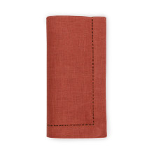 Festival Solid Brick Table Linens | Gracious Style