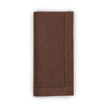 Festival Solid Chocolate Table Linens | Gracious Style