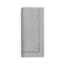 Festival Solid Grey Table Linens | Gracious Style