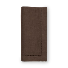 Festival Solid Mocha Table Linens | Gracious Style