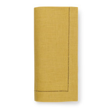 Festival Solid Mustard Table Linens | Gracious Style