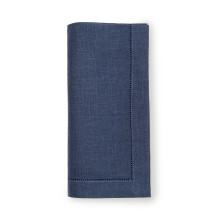 Festival Solid Navy Table Linens | Gracious Style