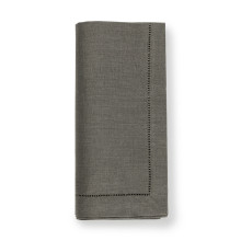Festival Solid Pewter Table Linens | Gracious Style