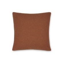 Pettra - Decorative Pillow 18x18 In - Paprika | Gracious Style