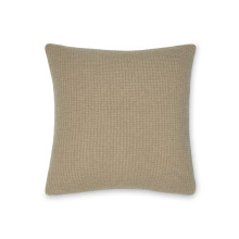 Pettra - Decorative Pillow 18x18 In - Pebble | Gracious Style