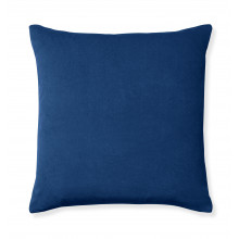 Velluto - Decorative Pillow 20x20 - Navy | Gracious Style