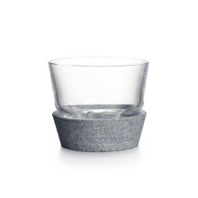 Alpine Dip Bowl with Soapstone Base | Gracious Style