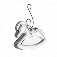 Rocking Horse Ornament in Gift Box | Gracious Style