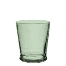 Cordoba Acrylic 16 Oz Double Old Fashioned Recycled Green | Gracious Style