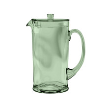 Cordoba Acrylic 78 Oz Pitcher With Lid Recycled Green | Gracious Style