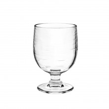 Cordoba Acrylic 10.5 Oz Stacking Goblet Clear | Gracious Style