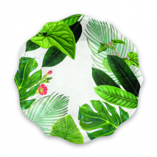 Amazon Floral Melamine Dinnerware | Gracious Style
