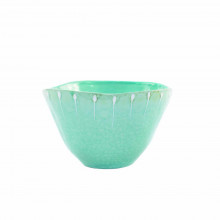 Cascata Deep Serving Bowl - 8.5 in. d, 6 in. h | Gracious Style